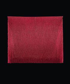 Gallerist Agnes Monplaisir on the Spiritual Work of Olga de Amaral | artnet News Spirituality, Artsy, Draw, Sculpture, News, Beauty, Textile Artists, Canvases, Exhibitions