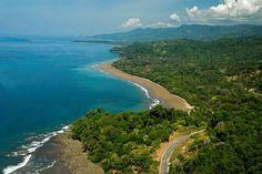 Ballena Coast, Costa Rica