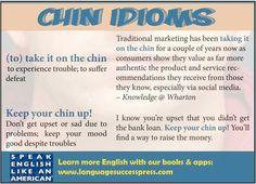 Chin Idioms