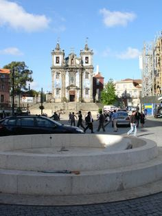 Praça da Batalha - Cidade do Porto