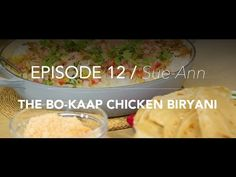 KitchenCoZa - Episode 12 - THE BO-KAAP CHICKEN BIRYANI - YouTube
