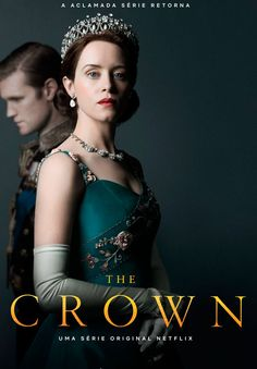 Netflix unveiled the official 'The Crown' season 2 trailer along with a new poster featuring Claire Foy and Matt Smith. The Crown Tv Show, The Crown 2016, The Crown Series, Matt Smith, Films Netflix, Hd Movies, Movie Tv, John Movie, 2017 Movies