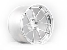 ADV 5.0TS Track Spec Contoured 3 Piece Forged Wheel Full Polished