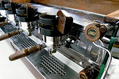 La Marzocco GS/2 at Intelligentsia Venice