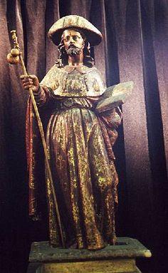 ¿Quién está enterrado en Santiago de Compostela? - HISTORIA Y ARQUEOLOGIA