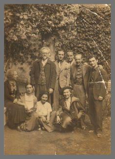 Natalia Sedova, Frida Kahlo, Cristina Kahlo, Leon Trotsky, Silvia Agelof
