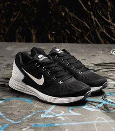Nike Lunarglide 6: Black