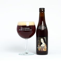 Flanders is the northern part of Belgium, and they make beers… special beers. Like Duchesse de Bourgogne, Dark, fruity, sour, earthy. It's powerful.…