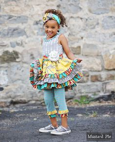 fd351ea44 524 Best Boutique Clothing for Ava images | Kids fashion, Toddler ...