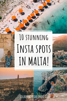 Malta Travel Guide, Best Travel Guides, Europe Travel Guide, Cool Places To Visit, Places To Travel, Travel Destinations, Malta Blue Lagoon, Malta Malta, Malta Beaches