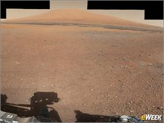 Mars in Color: Curiosity Beams Back Photos of Martian Landscape - IT Infrastructure - News & Reviews