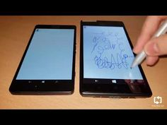New video shows Microsoft's Surface Pen working on a Windows phone | On MSFT