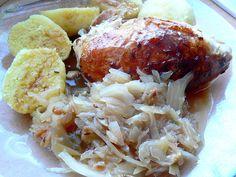 Pomalý hrnec - brydova.cz Multicooker, Cauliflower, Food And Drink, Chicken, Meat, Vegetables, Kitchen, Cooking, Cauliflowers