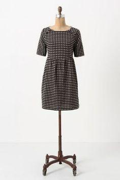 ace & jig polka dotted mini dress