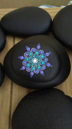 99 DIY Ideas Of Painted Rocks With Inspirational Picture And Words (72)