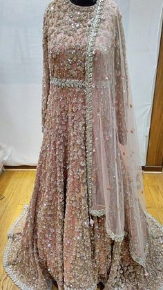 Pakistani bridal wearv