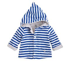 Petit Bateau® baby stripe hoodie - sweaters - shop_by_category_mobile - J.Crew