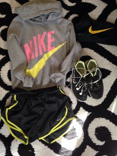 Every day workout gear. Super comfy! Nike gear.