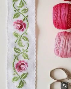 Thrilling Designing Your Own Cross Stitch Embroidery Patterns Ideas. Exhilarating Designing Your Own Cross Stitch Embroidery Patterns Ideas. Just Cross Stitch, Cross Stitch Bookmarks, Cross Stitch Borders, Cross Stitch Rose, Cross Stitch Flowers, Cross Stitch Designs, Cross Stitching, Cross Stitch Embroidery, Embroidery Patterns
