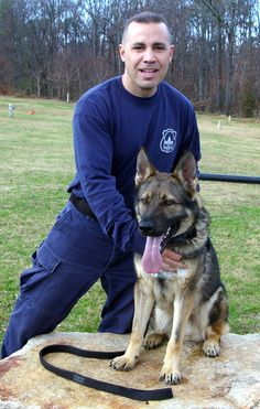 Welcome to the Department K-9 Gunny! Your partner K-9 Officer Fred Bates can't wait until you graduate from the Academy