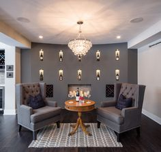 Just Basements is Ottawa's leading basement design build, basement renovation firm. Just Basements only specializes in designing and finishing great basements. Basement Renovations, Basements, Dining Room Design, Design Awards, Ottawa, Home Builders, Building Design, Great Places, Wine