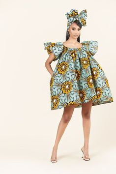 African Traditional Wear, Traditional Fashion, African Wear, African Dress, Pedi Traditional Attire, Ankara, African Print Clothing, Bright Dress, Latest African Fashion Dresses