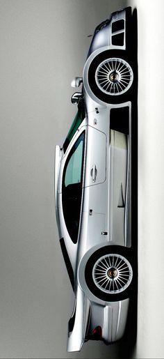 (°!°) 1997-99 Mercedes-Benz AMG CLK GTR Street Version