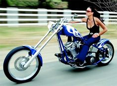 women motorcycles