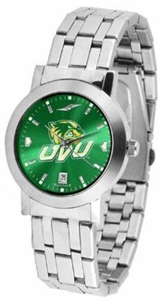 Utah Valley State (UVSC) Wolverines Dynasty AnoChrome Men's Watch by SunTime. $92.11. Elegant design for the modern man who wants to show their Utah Valley State (UVSC) Wolverines spirit! The dial is presented in a sleek, stainless steel case and bracelet that rests fashionably yet comfortably across the wrist. Features a convenient date display, quartz accurate movement and a scratch resistant mineral crystal face.The AnoChrome dial option increases the visual impact of any wat...