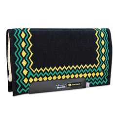 SMx Heavy-Duty Air Ride Show Saddle Pad with Shiloh Pattern Western Saddle Pads, Western Horse Tack, Western Saddles, John Deere Store, John Deere Hats, Tack Shop, Saddle Blanket, Horse Gear, Air Ride