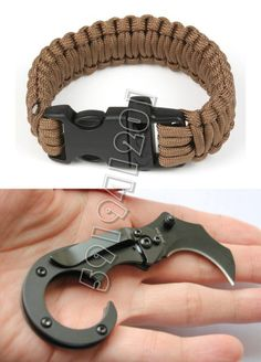 Weapon Combat Claw Karambit Tactical Bear Claw Pocket Knife Mtech Self Defense