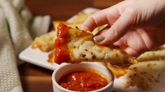Cheesy Cauli Bread  - Delish.com
