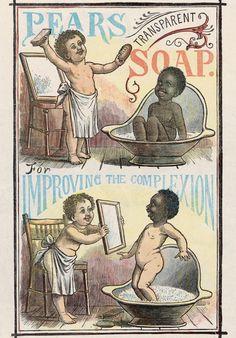 Pears soap advert