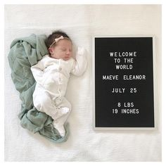 newborn, letterboard | c/o: paige staples Newborn Pictures, Baby Pictures, Baby Photos, Newborn Pics, Twin Birth Announcements, Newborn Announcement, Baby Name Reveal, Unusual Baby Names, Baby Letters