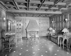 245 East 72nd Street. Apartments lobby. 5/21/1941.