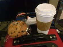 Second breakfast at Reno airport - News - Bubblews