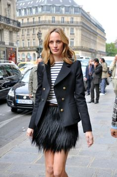The skirt #fashion #style
