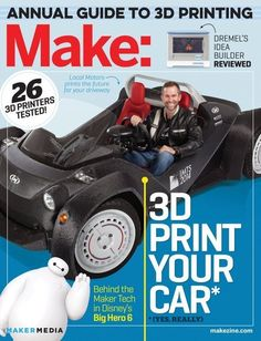Ultimate Guide to 3D Printing 2015 #3DPrinting #Manufacturing #STEM