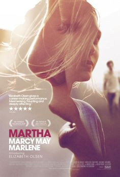 Martha Marcy May Marlene by Sean Durkin, movie poster