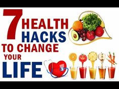 7 Health Hacks That Will Change Your Life. Imporove Health Memory and Li...