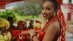 """Sensational Nigerian vocalist – Chike drops the music video for his smash hit song, 'Roju' taken off his 'Boo of the Booless' album. On the visual for Boo of the Booless' biggest hit """"Roju"""", Chiké celebrates enduring love and diverse cultures with a wedding extravaganza. Directed by Pink for Pinkline... The post Chiké – Roju (Official Video) appeared first on Clickongh. Hit Songs, Music Songs, Nigeria Video, Official Charts, Nigerian Music Videos, Film Watch, Music Charts, Music Library, Good Music"""