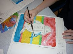 Year 8 Project: Observational drawing of a primary source (fish - whole sardines) Drawing in the style of the artist of study - Jason Vincent Scarpace Observational Drawing, Year 8, Arts Ed, Art Themes, Under The Sea, School Stuff, David, Study, Fish