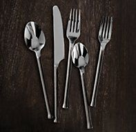 Foundry 5-Piece Place Setting | Place Settings | Restoration Hardware