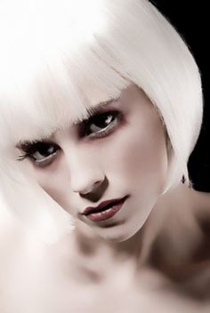 Beauty of the Soul Vintage Glamour Photography, Pin Up Photography, Pin Up Photos, Model Photos, White Blonde, White Hair, Portraits, Funky Hairstyles, You're Beautiful