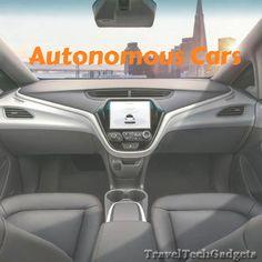 Travel Tech Gadgets News - Autonomous Cars |Travel Tech Gadgets #self-driving #cars #smartcars