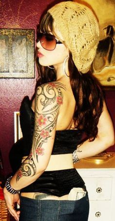 Really like this sleeve. But I don't think I would have it go that far.