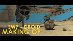 SW7-Droid - Making of
