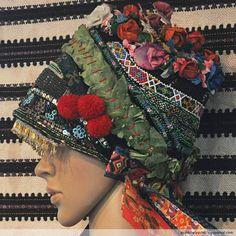 Beautiful Ukraine headdress