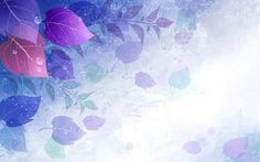 Circles Backgrounds Background Leaves Vector Violet Powerpoint Array Wallwuzz Hd Fondos de pantalla