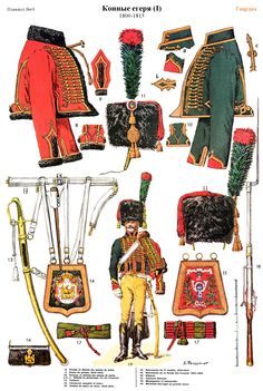 Chasseurs a cheval 1800-1815 (pl 69)2